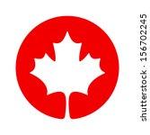 Canada Maple Icon