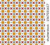 ethnic  tribal wallpaper....   Shutterstock .eps vector #1567031617