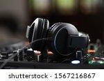 Party Dj Headphones With...