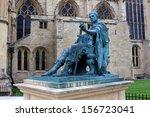 Statue Of The Roman Emperor...
