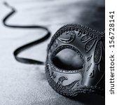 carnival mask | Shutterstock . vector #156728141