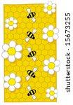 bee patterns  2 | Shutterstock . vector #15673255