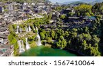 Picturesque Ancient Town In...