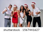 merry christmas and happy new... | Shutterstock . vector #1567441627