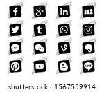 Collection Of Popular Social...