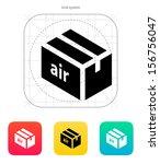 air delivery icon. vector...