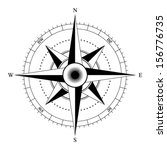 compass rose | Shutterstock .eps vector #156776735