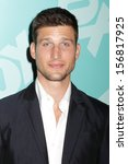 new york   may 13  parker young ... | Shutterstock . vector #156817925