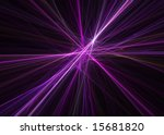laser beams | Shutterstock . vector #15681820