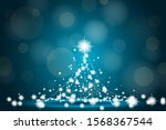 red christmas background with... | Shutterstock . vector #1568367544
