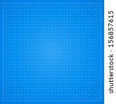 blueprint background. vector... | Shutterstock .eps vector #156857615