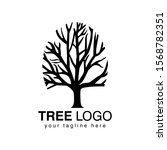 Tree Logo Or Silhouette For...