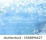christmas background of...   Shutterstock . vector #1568896627
