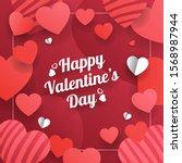 Valentine Day Wallpaper Poster...