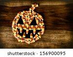 Fanged Halloween Jack O Lanter...