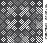 seamless pattern. repeating... | Shutterstock .eps vector #1569059407