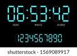 countdown website vector flat...   Shutterstock .eps vector #1569089917