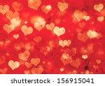Decorative Grunge Valentine...