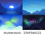 vector abstract background set. ...