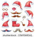 Christmas Elements For Santa  ...
