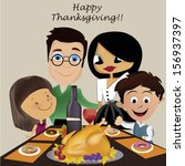 A Family Celebrating...