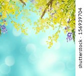 bouquet of summer meadow... | Shutterstock . vector #156939704