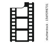 film icon. simple illustration... | Shutterstock .eps vector #1569398731