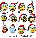 big vector collection of... | Shutterstock .eps vector #156949181