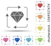 diamond  arrow  continuous...