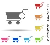add cart in multi color style...