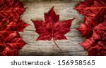 The Image Of The Flag Of Canad...