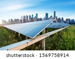 Photovoltaic And Modern City...