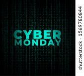 digital cyber monday technology ...   Shutterstock .eps vector #1569780844