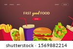 web page design template for... | Shutterstock .eps vector #1569882214