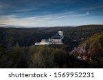 Karlstejn Castle Is A Large...