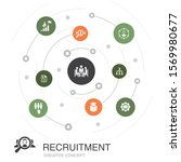 recruitment colored circle...
