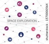space exploration trendy web...