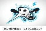 vector illustration of a... | Shutterstock .eps vector #1570206307