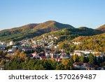 panoramic view of lazarevsky... | Shutterstock . vector #1570269487
