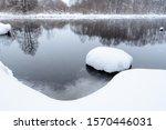 Famous Blue Lakes Of Karst...