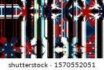 beautiful abstract grunge... | Shutterstock . vector #1570552051