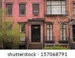 Classic Old Apartment Building...