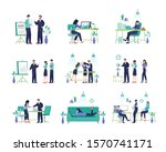 business people character in... | Shutterstock .eps vector #1570741171
