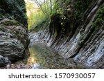 gorge near lazarevskoye... | Shutterstock . vector #1570930057