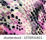 Snake Skin. Multicolor...