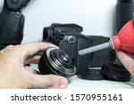 Dslr Camera Lens Cleaning By...