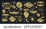 sale banners special offers...   Shutterstock .eps vector #1571213527