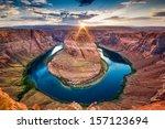 Horseshoe Bend  Grand Canyon  ...