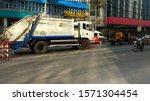 A Dump Truck Of Sindh Waste...