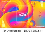 liquid  flow fluid wave colors...